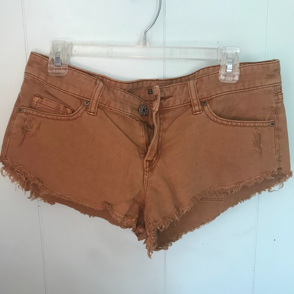 BDG Pants - Urban Outfitters BDG distressed shorts size 27